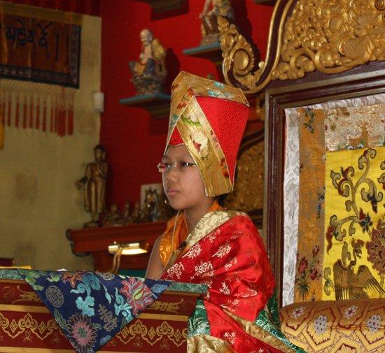 HE Asanga Rinpoche