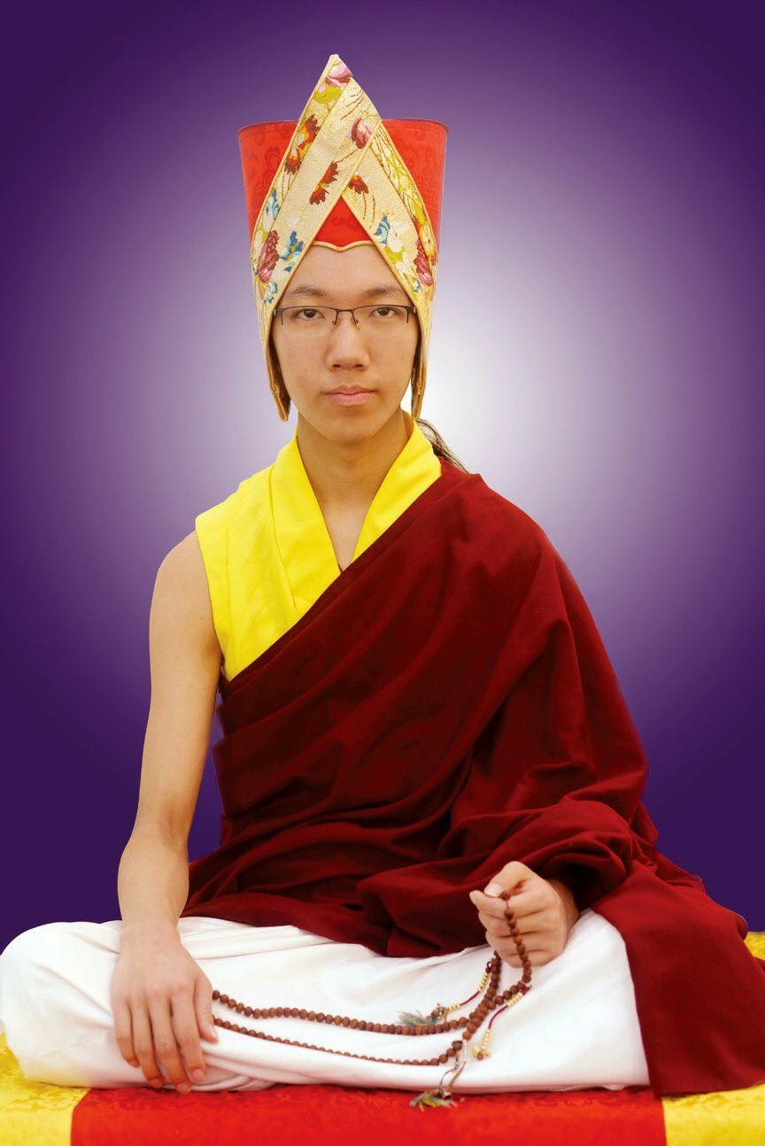 HE Asanga Rinpoche 2017
